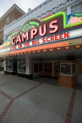 Love on the Big Screen Flannery O'Connor Milledgeville Georgia College and State University
