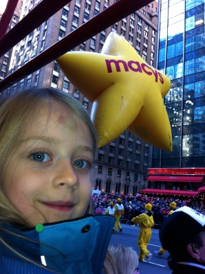 Macy's Day Parade Prof. Torg