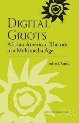 Adam Banks Digital Griots Kynard Sirc Rice Torgerson Gatto