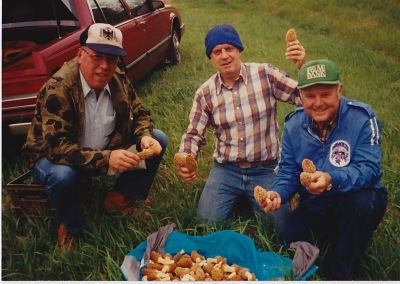 William Torgerson documentary film Pulpwood Queens Kathy Patrick Morel Mushroom Hunters