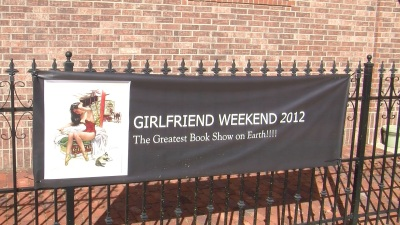 Kathy Patrick Pulpwood Queens Girlfriend Weekend William Torgerson Love on the Big Screen