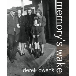 Derek Owens Memory's Wake William Torgerson St. John's University writing memoir