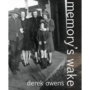 Derek Owens Memory's Wake William Torgerson St. John's University writing memoir