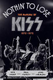 Kiss, reading, Gene Simmons, Paul Stanley, Ken Sharp, metal, rock