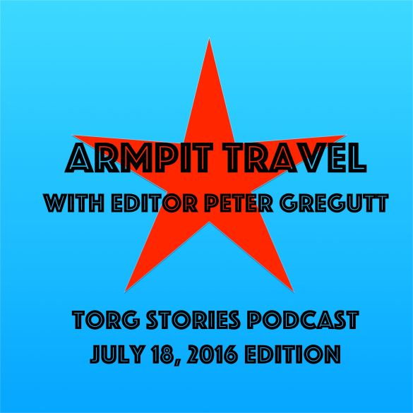 Armpit Travel, Peter Gregutt, Travel, Mountain Xpress