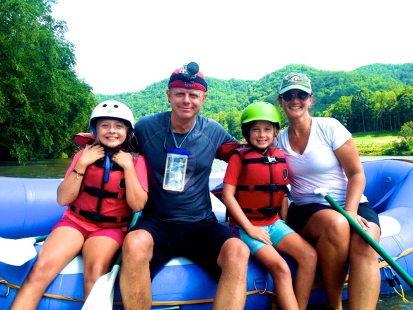 Asheville, rafting, French Broad River, kayaking, Star Inflatables