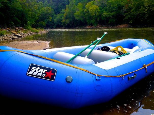French Broad River, Star Inflatables, rafting, kayaking, Asheville