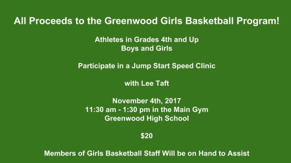Taft speed clinic