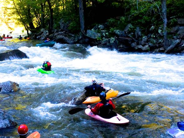 Nantahala Outdoor Center, rafting, kayaking
