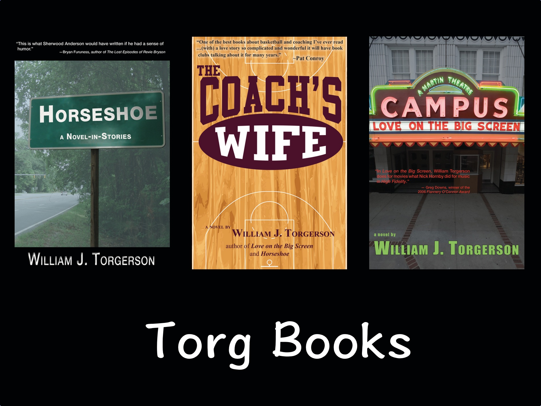 Bill Torgerson novels basketball