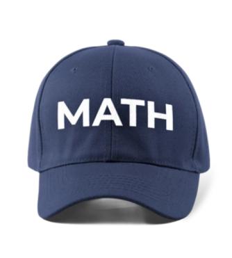 Andrew Yang 2020 Math Hat