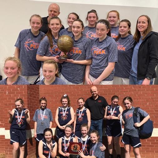 Peak Basketball, Laura Barry, Bill Torgerson, Boone, North Carolina, Watauga High School