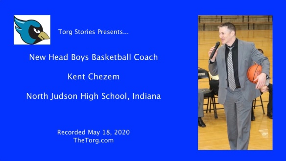 Kent Chezem North Judson Basketball Head Coach